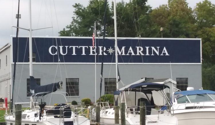 Cutter Marina in Essex, MD