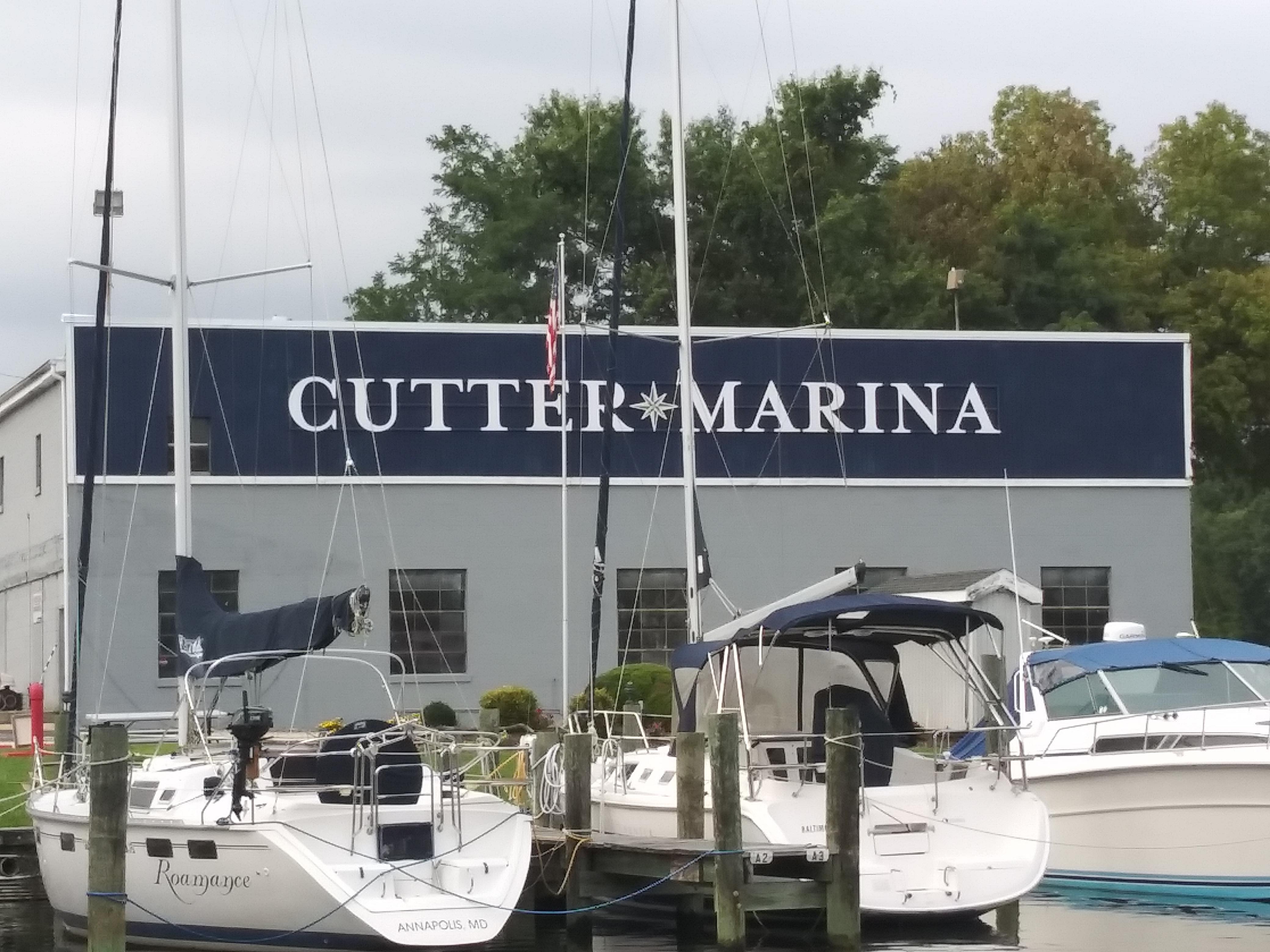 Cutter Marina, Essex, Maryland