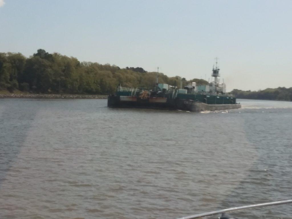 Really big ship