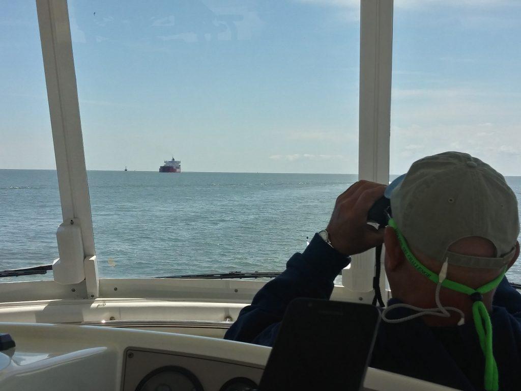 Rus watching for ships