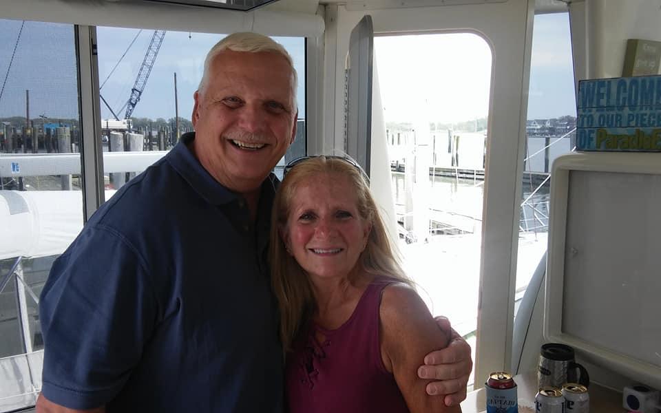 Walt and LynAnn