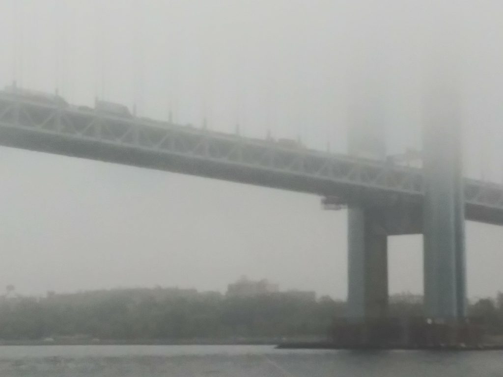 bridge in new york