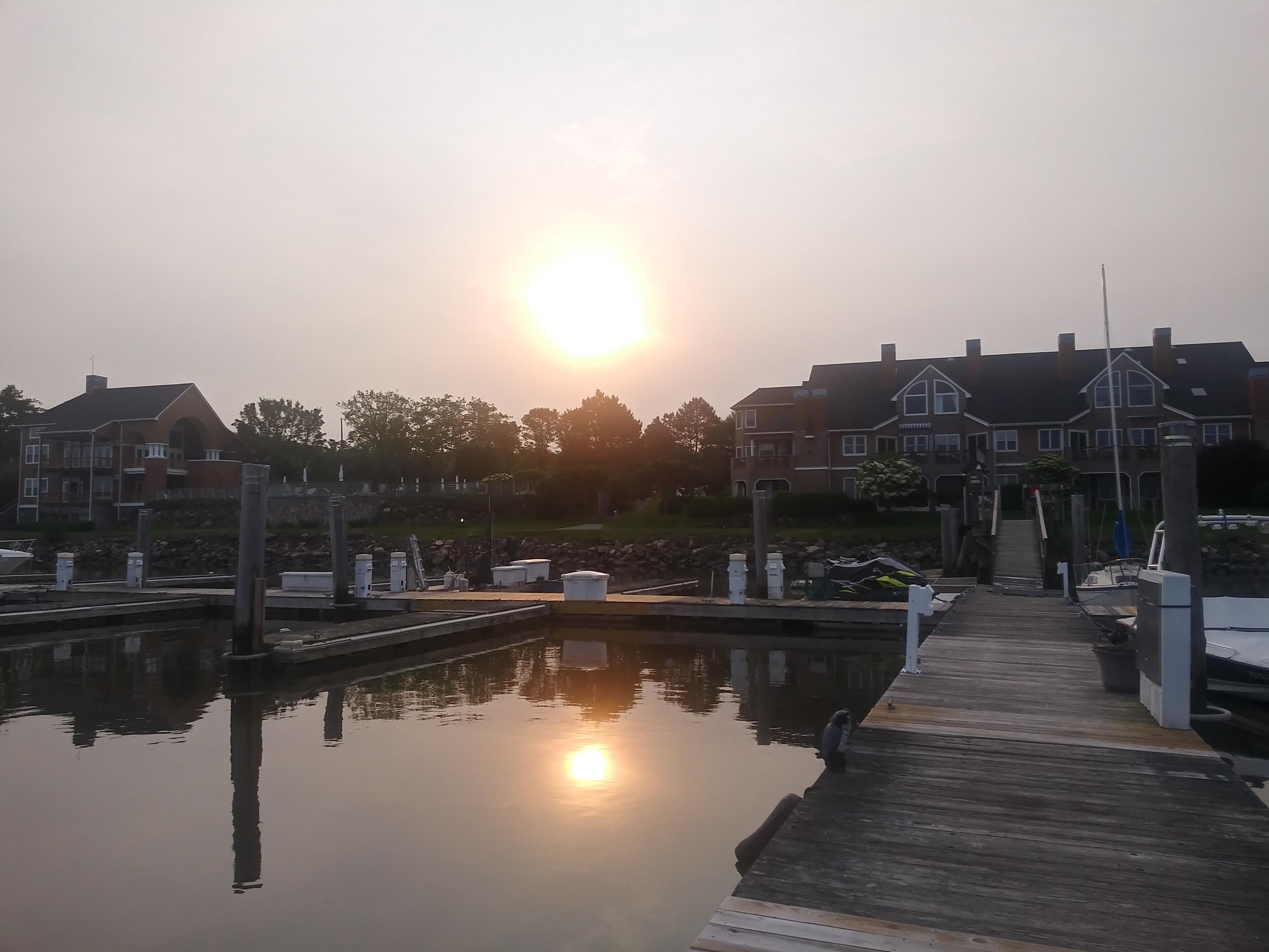 Half Moon Bay Marina