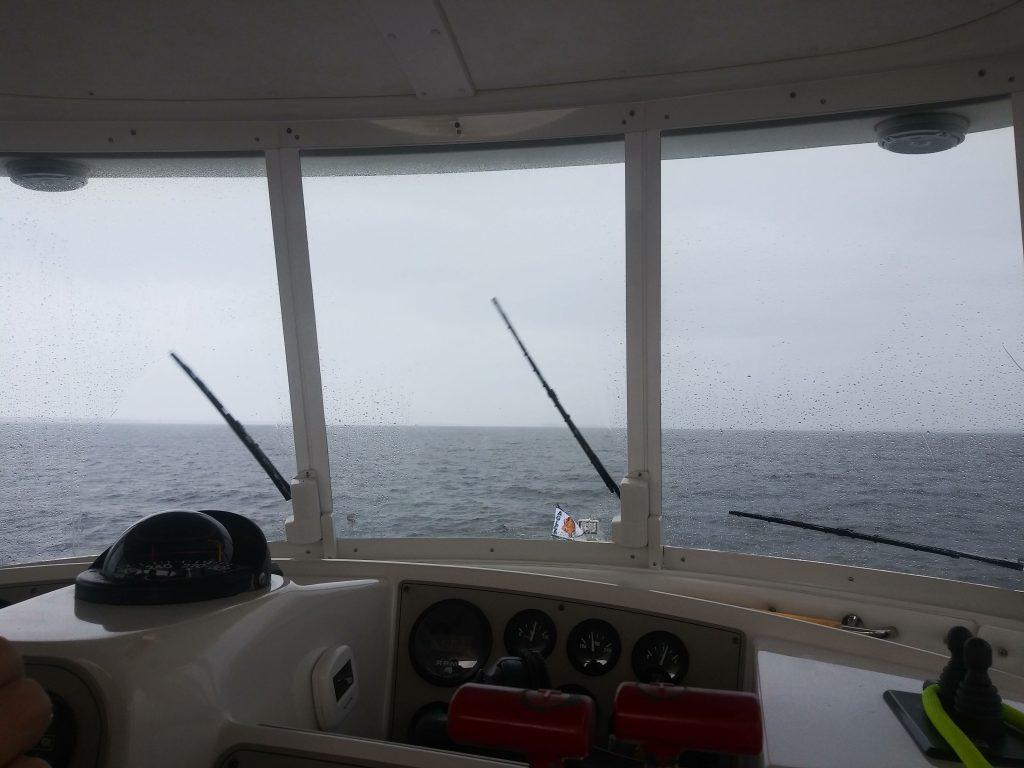 Crossing Lake Oneida