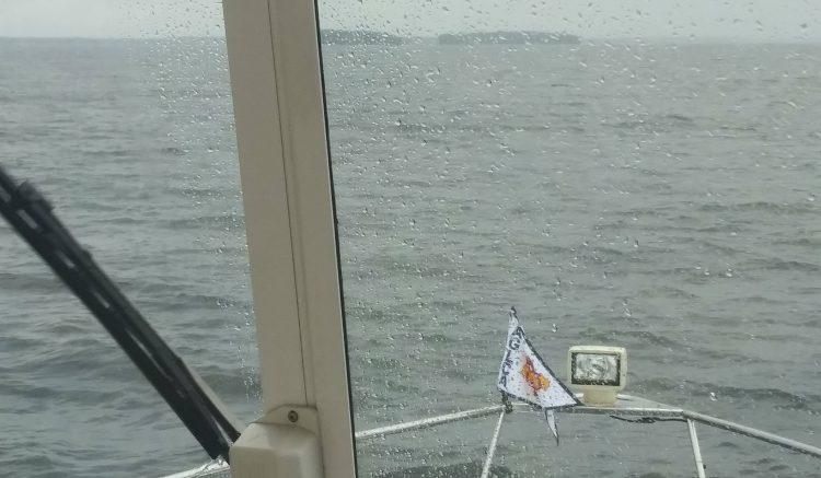 Rainy Day on Lake Oneida