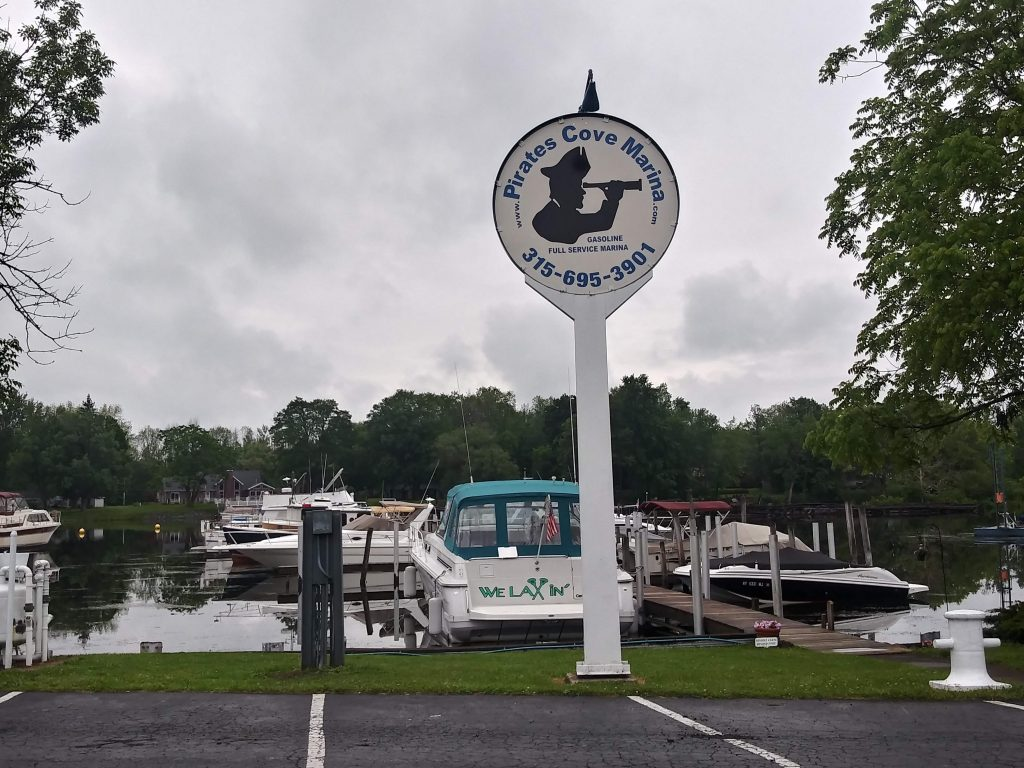 Pirate's Cove Marina
