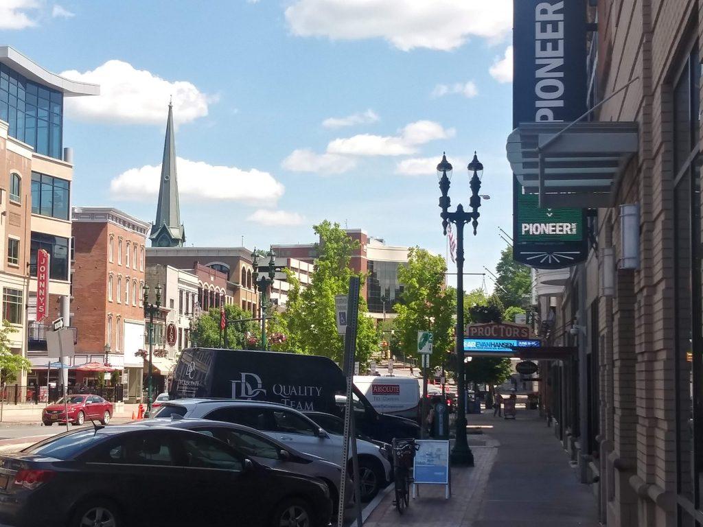 Downtown Schenectady