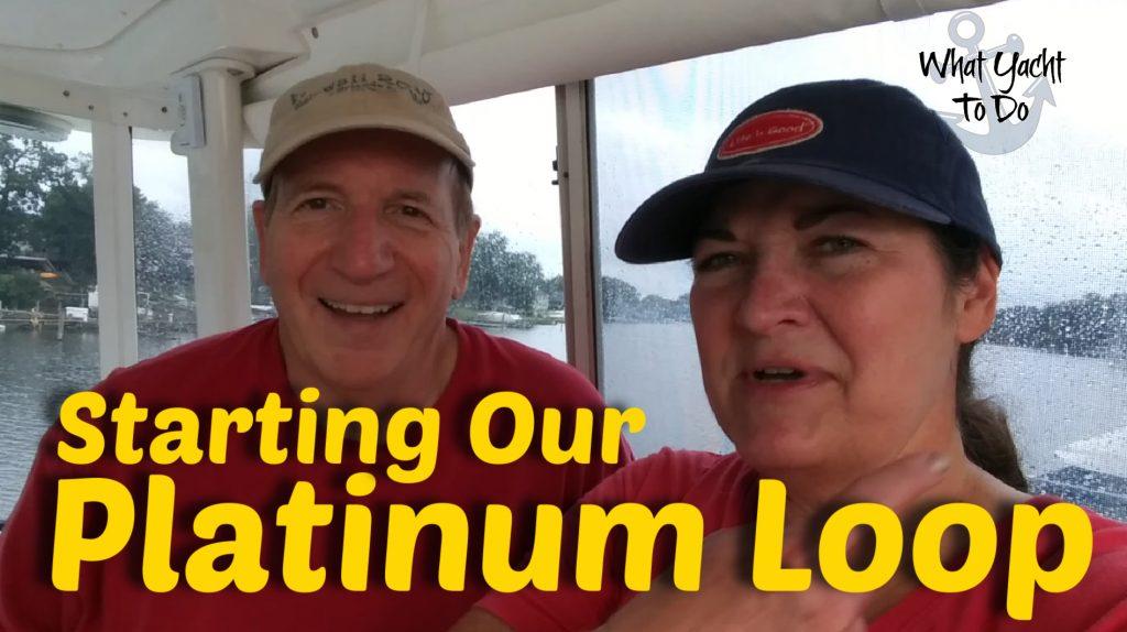 Starting Our Platinum Loop
